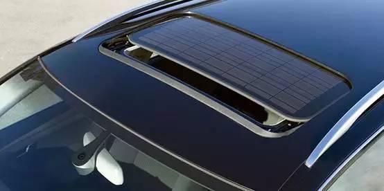 """""""全景""""透析太阳能天窗技术在汽车上的应用"""
