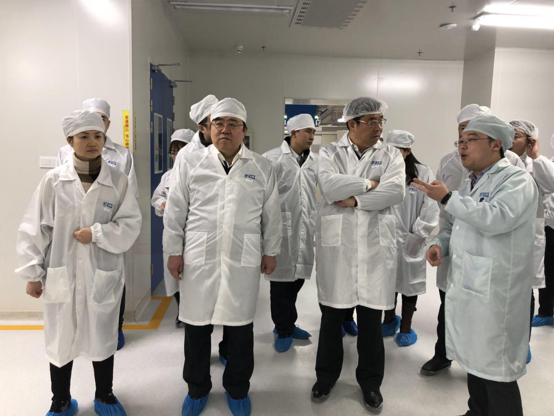 如东县政府,如东经济开发区领导对科诺伟业落户如东,表示了极大支持